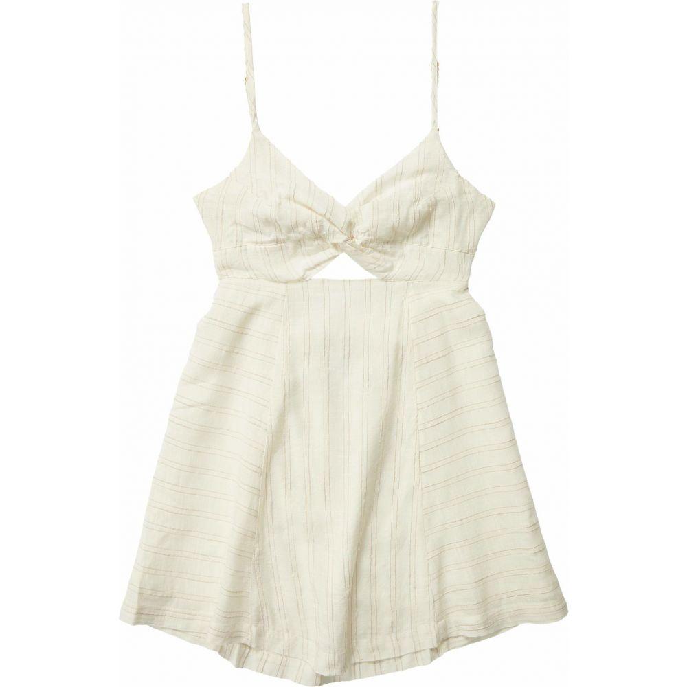 エルスペース L*Space レディース ワンピース ワンピース・ドレス【Sophia Dress】Cream