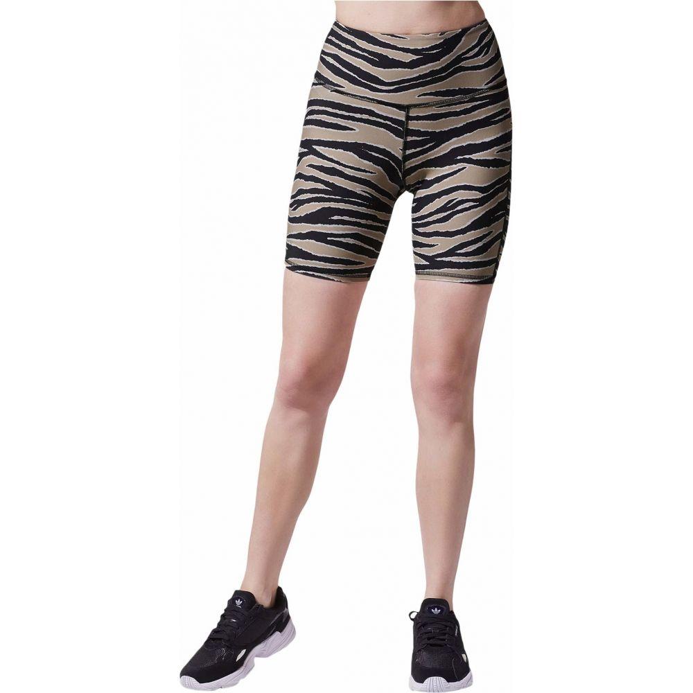 ミチ MICHI レディース ショートパンツ ボトムス・パンツ【Instinct Bike Shorts】Tiger