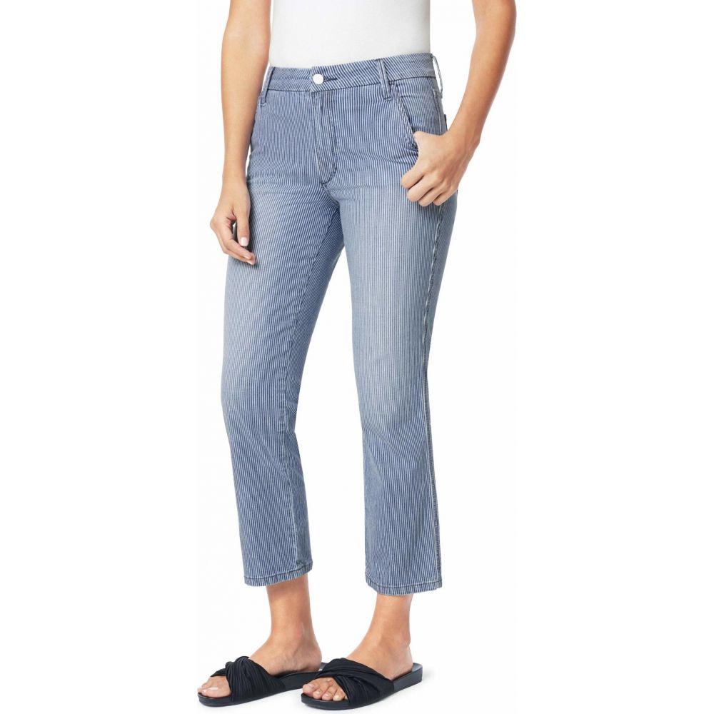 ジョーズジーンズ Joe's Jeans レディース ジーンズ・デニム ボトムス・パンツ【Slim Kick Trousers in Hickory Stripe】Hickory Stripe