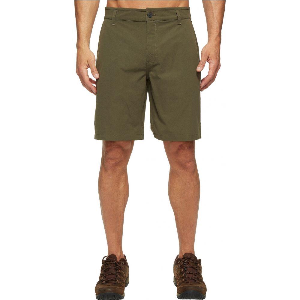マウンテンハードウェア Mountain Hardwear メンズ ショートパンツ ボトムス・パンツ【Right Bank(TM) Shorts】Peatmoss