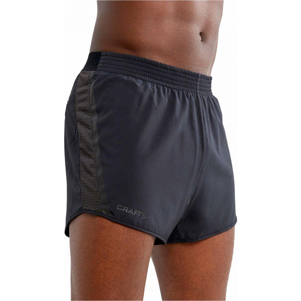 クラフト Craft メンズ ショートパンツ ボトムス・パンツ【Vent Racing Shorts】Black
