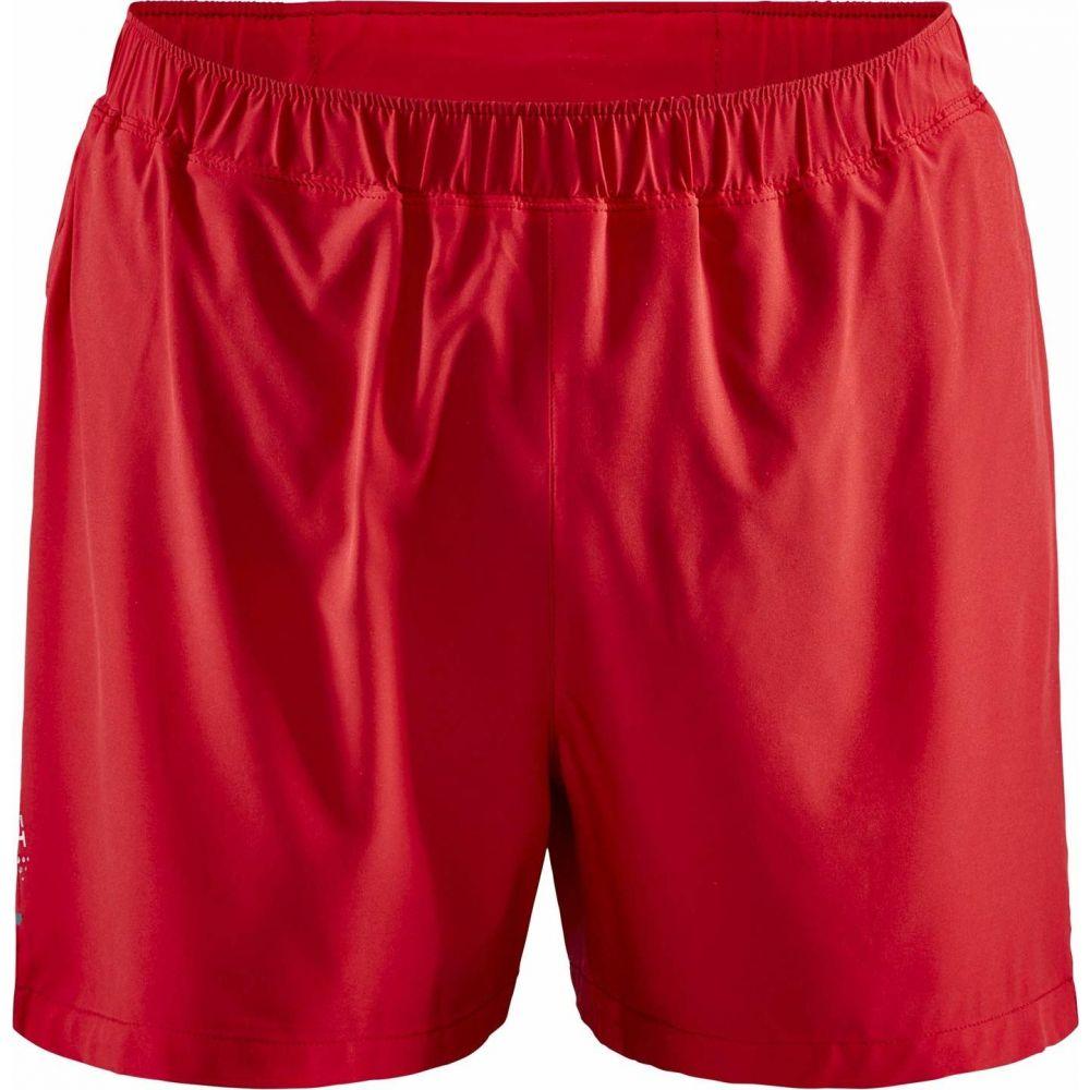 クラフト Craft メンズ ショートパンツ ボトムス・パンツ【ADV Essence 5' Stretch Shorts】Bright Red