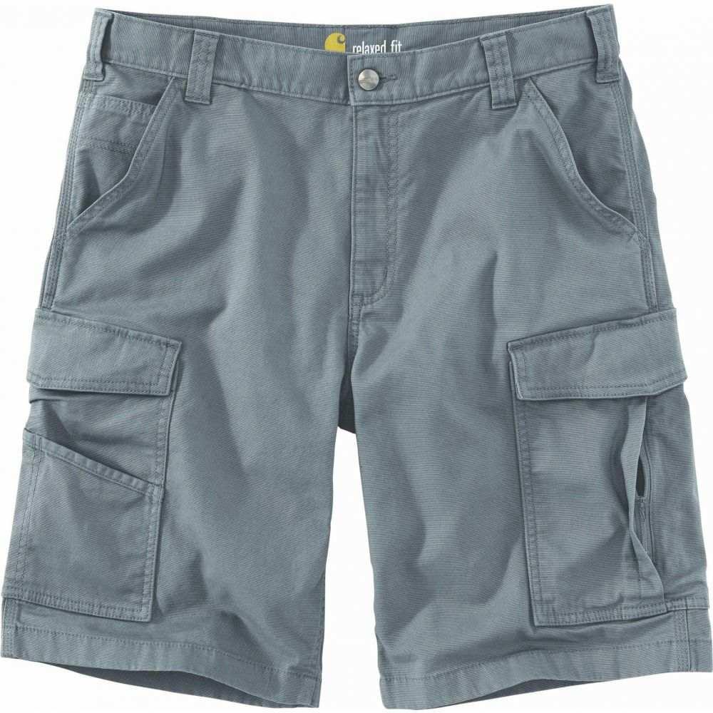 カーハート Carhartt メンズ ショートパンツ 大きいサイズ カーゴ ボトムス・パンツ【Big & Tall Rugged Flex Rigby Cargo Shorts】Shadow