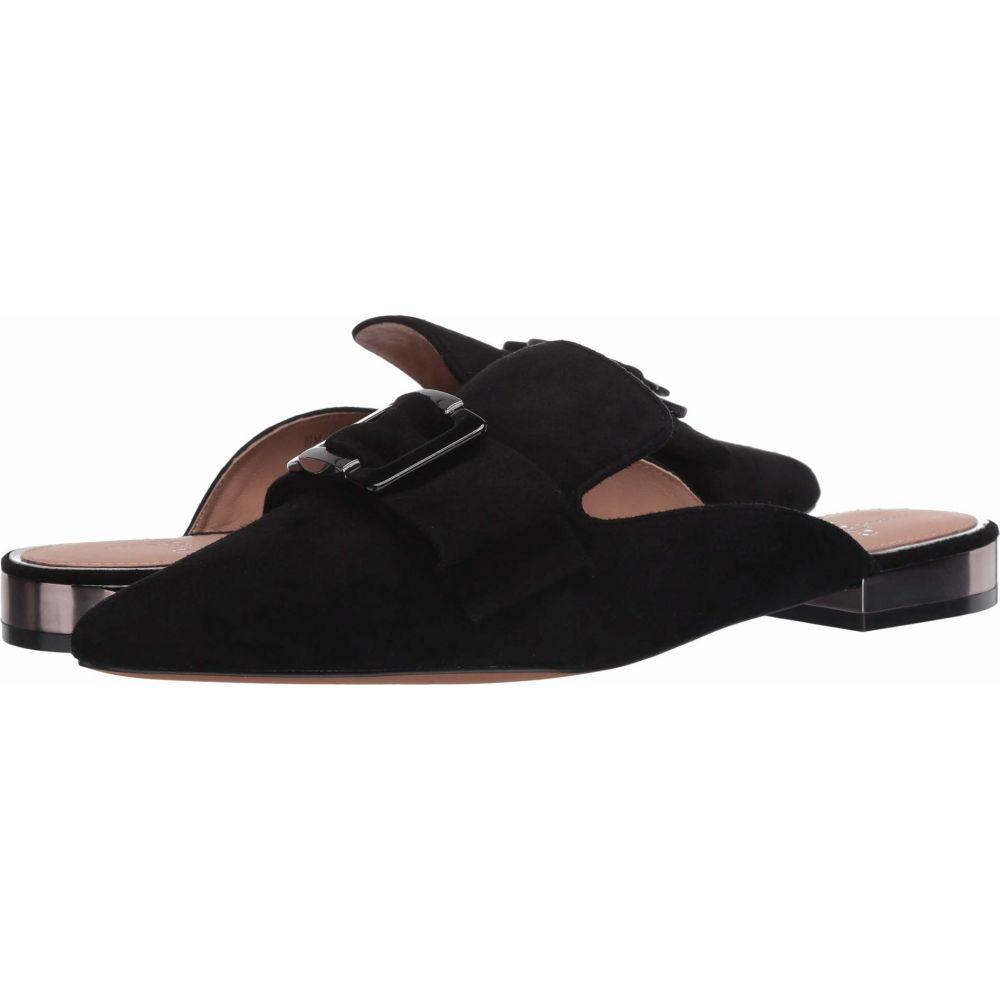 リネアパウロ LINEA Paolo レディース ローファー・オックスフォード シューズ・靴【Ava】Black