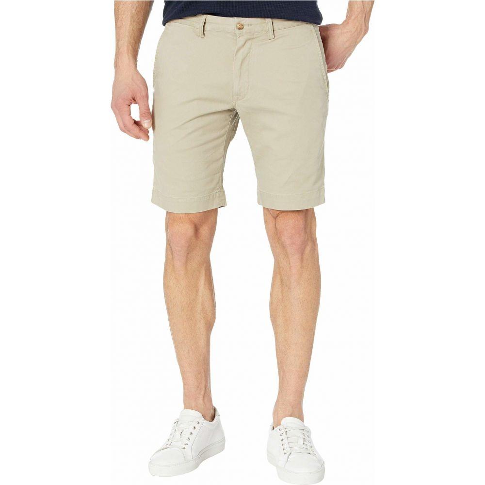 ラルフ ローレン Polo Ralph Lauren メンズ ショートパンツ ボトムス・パンツ【Slim Fit Bedford Shorts】Classic Tan