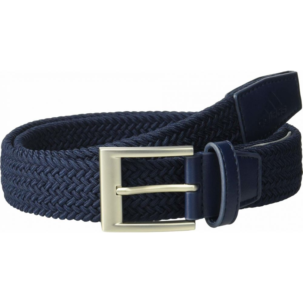 アディダス adidas Golf メンズ ベルト 【Braided Stretch Belt】Navy