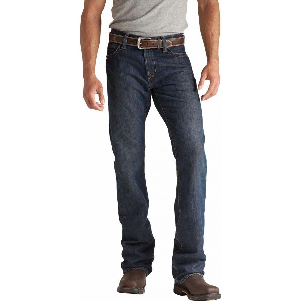 アリアト Ariat メンズ ジーンズ・デニム ブーツカット ボトムス・パンツ【FR M4 Bootcut Jeans in Shale】Shale