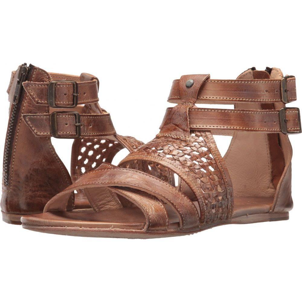 ベッドステュ Bed Stu レディース サンダル・ミュール シューズ・靴【Capriana】Tan Mason Leather