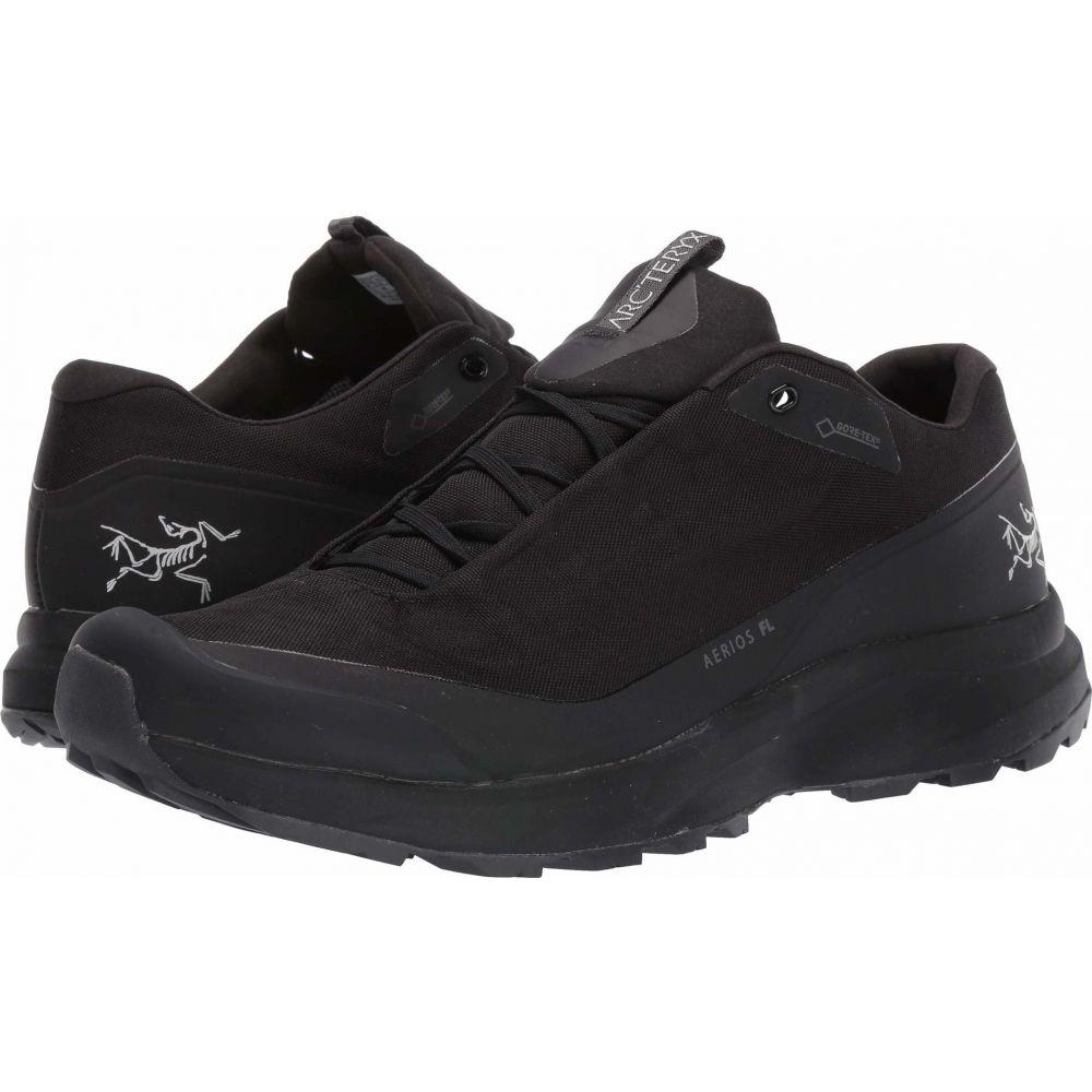 アークテリクス Arc'teryx メンズ ハイキング・登山 シューズ・靴【Aerios FL GTX】Black/Pilot