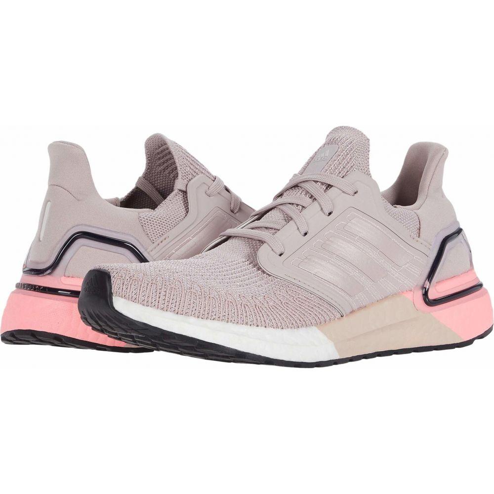 アディダス adidas Running レディース ランニング・ウォーキング シューズ・靴【Ultraboost 20】New Rose/New Rose/Light Flash Red