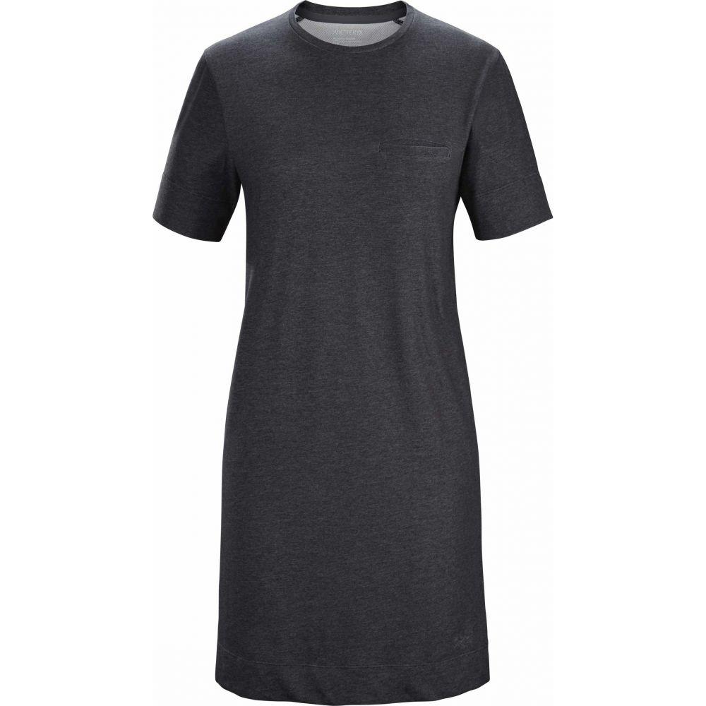 アークテリクス Arc'teryx レディース ワンピース ワンピース・ドレス【Cela Dress】Black Heather