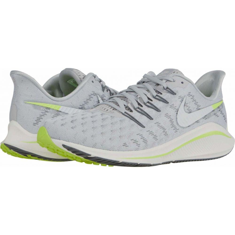 ナイキ Nike メンズ ランニング・ウォーキング エアズーム シューズ・靴【Air Zoom Vomero 14】Grey Fog/Sail/Smoke Grey/Volt