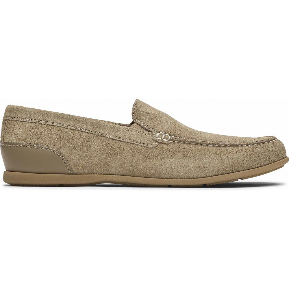 ロックポート Rockport メンズ ローファー シューズ・靴【Malcom Venetian】New Vicuna Suede