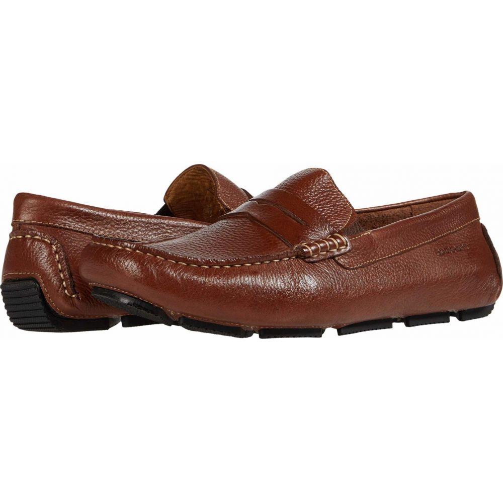 ロックポート Rockport メンズ ローファー シューズ・靴【Rhyder Penny】Mahogany