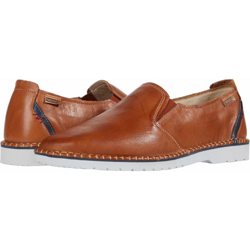 ピコリノス Pikolinos メンズ ローファー シューズ・靴【Albir M6R-3202】Brandy