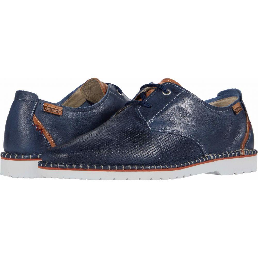 ピコリノス Pikolinos メンズ 革靴・ビジネスシューズ シューズ・靴【Albir M6R-4356】Blue