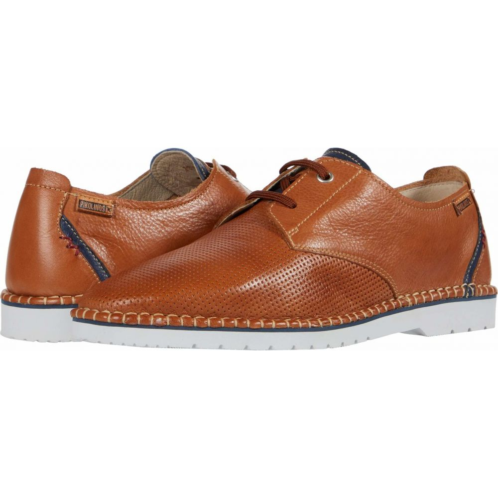 ピコリノス Pikolinos メンズ 革靴・ビジネスシューズ シューズ・靴【Albir M6R-4356】Brandy