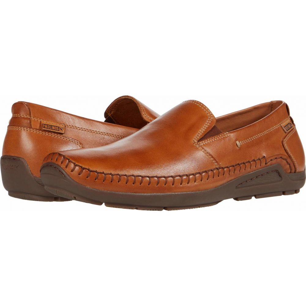 ピコリノス Pikolinos メンズ ローファー シューズ・靴【Azores 06H-5303】Brandy