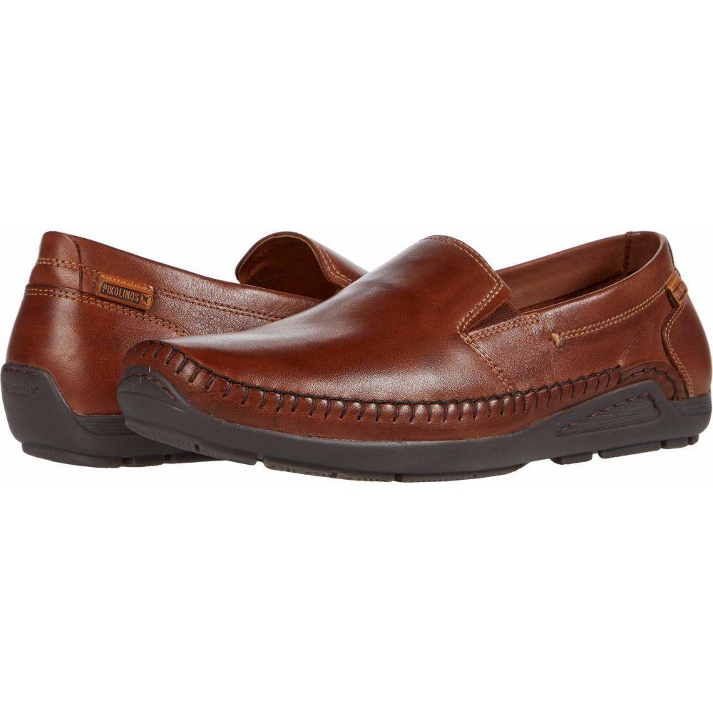 ピコリノス Pikolinos メンズ ローファー シューズ・靴【Azores 06H-5303】Cuero