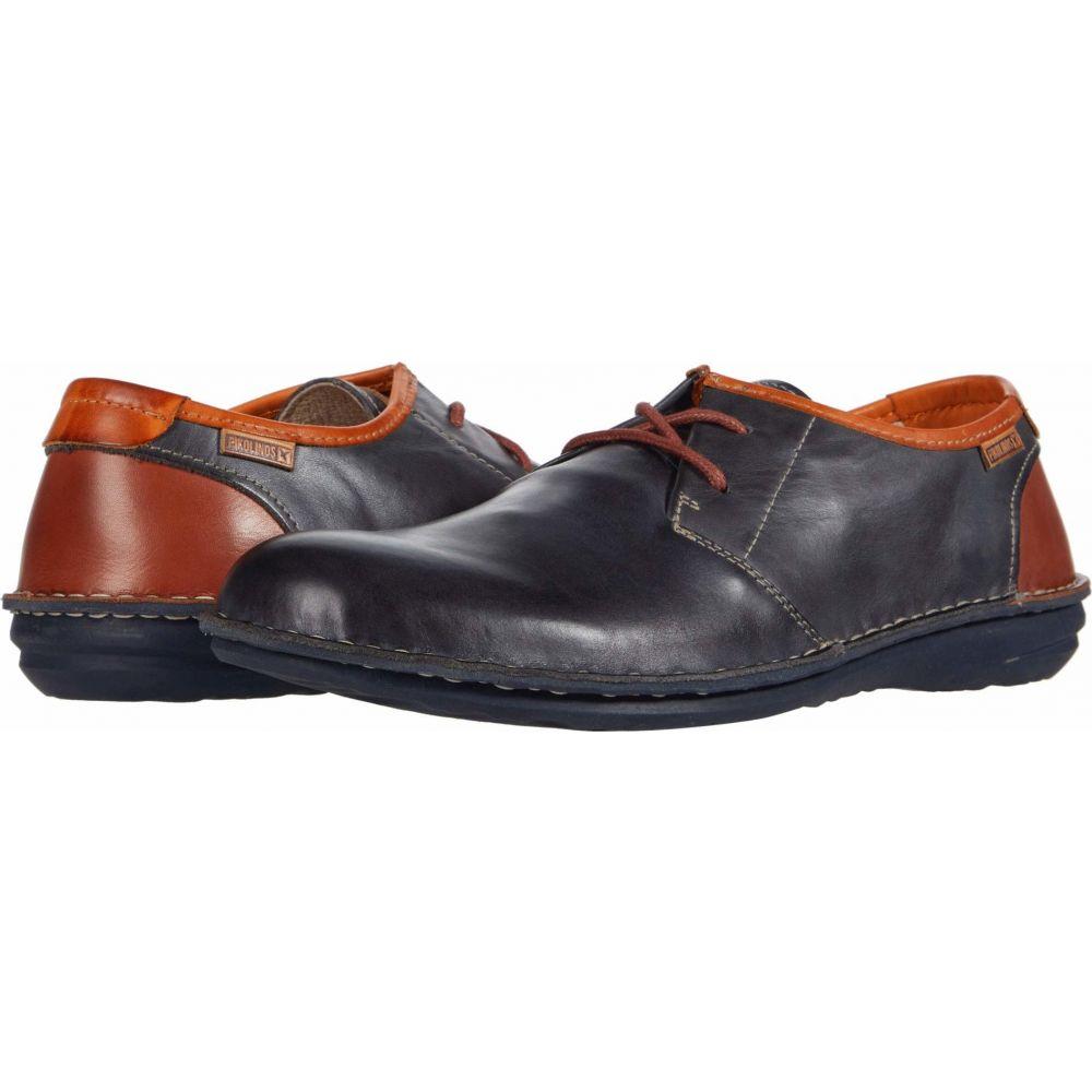 ピコリノス Pikolinos メンズ 革靴・ビジネスシューズ シューズ・靴【Santiago M8M-4298】Blue
