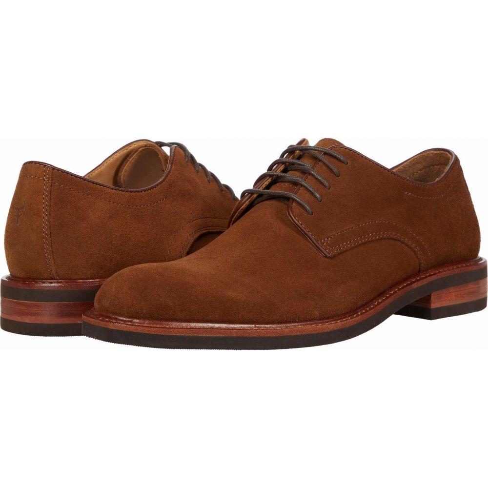トラスク Trask メンズ 革靴・ビジネスシューズ シューズ・靴【Lansing】Snuff English Suede