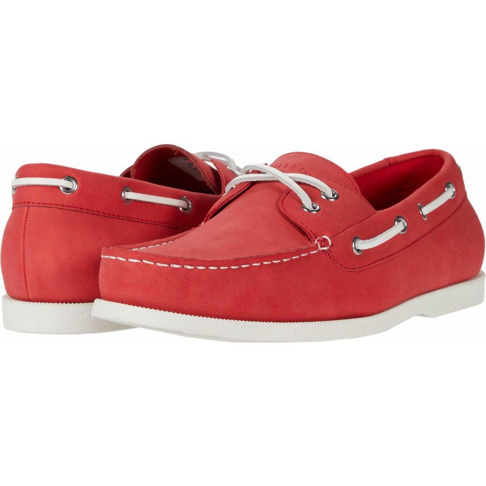 トミー ヒルフィガー Tommy Hilfiger メンズ デッキシューズ シューズ・靴【Brazen 5】Red