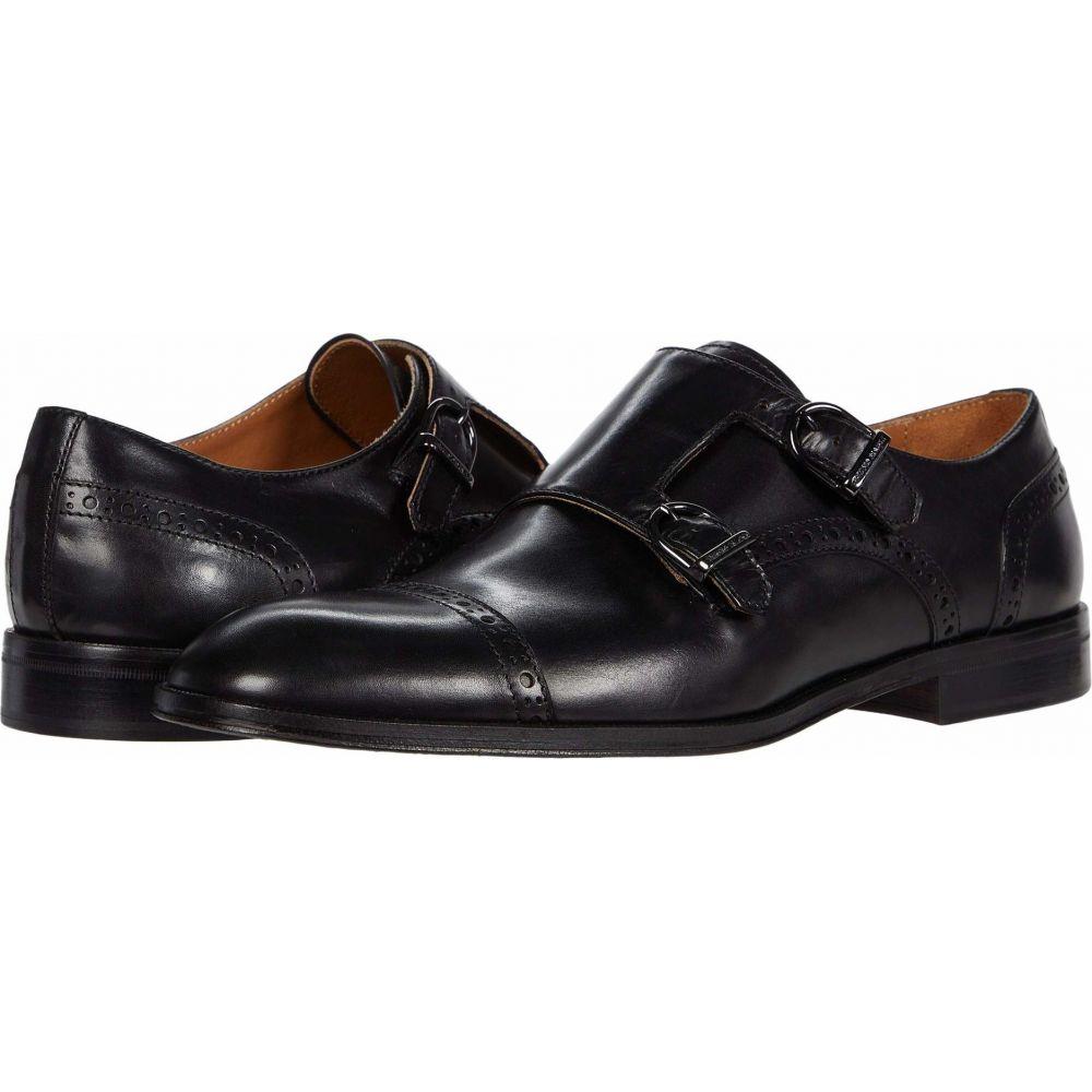 ブルーノ マリ Bruno Magli メンズ 革靴・ビジネスシューズ シューズ・靴【Anzio】Black Calf