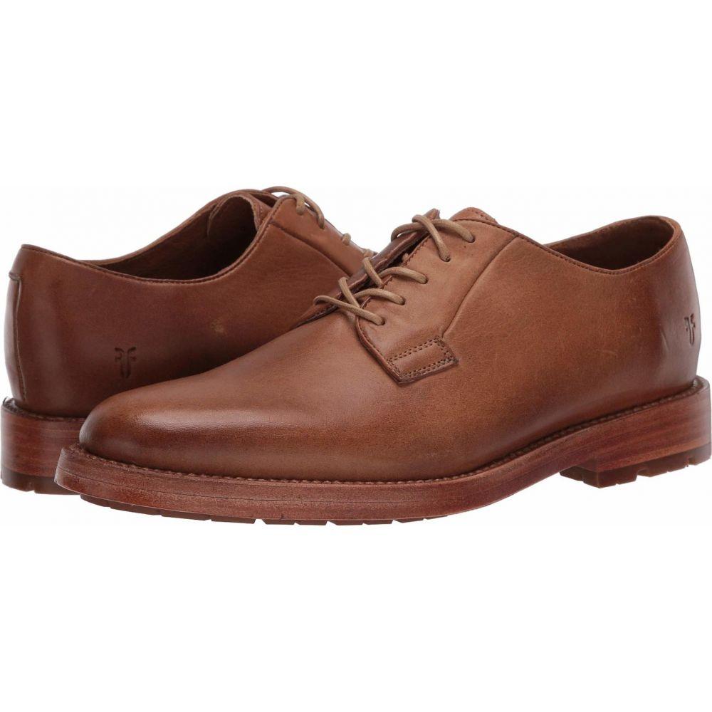 フライ Frye メンズ 革靴・ビジネスシューズ シューズ・靴【Bowery Oxford】Caramel Vintage Veg Tan