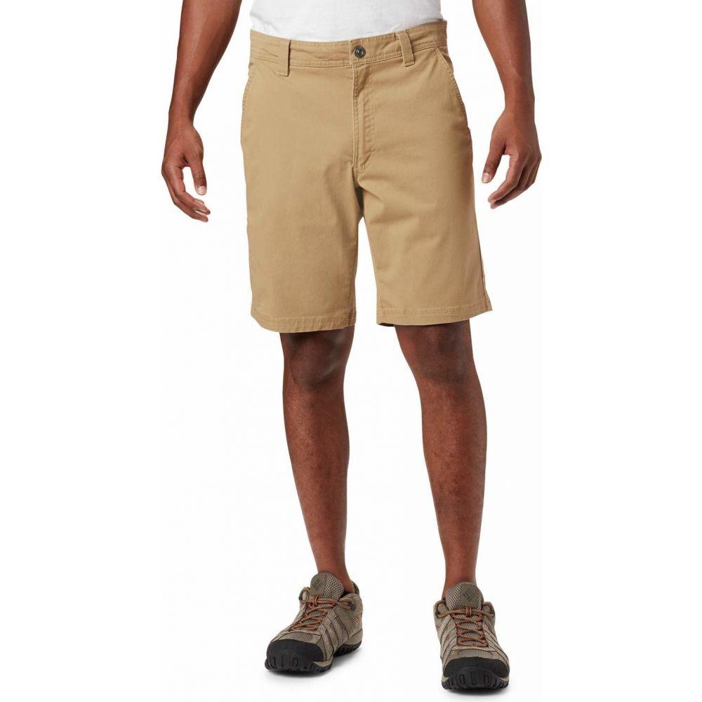コロンビア Columbia メンズ ショートパンツ ボトムス・パンツ【Ultimate Roc(TM) Flex Shorts】Crouton