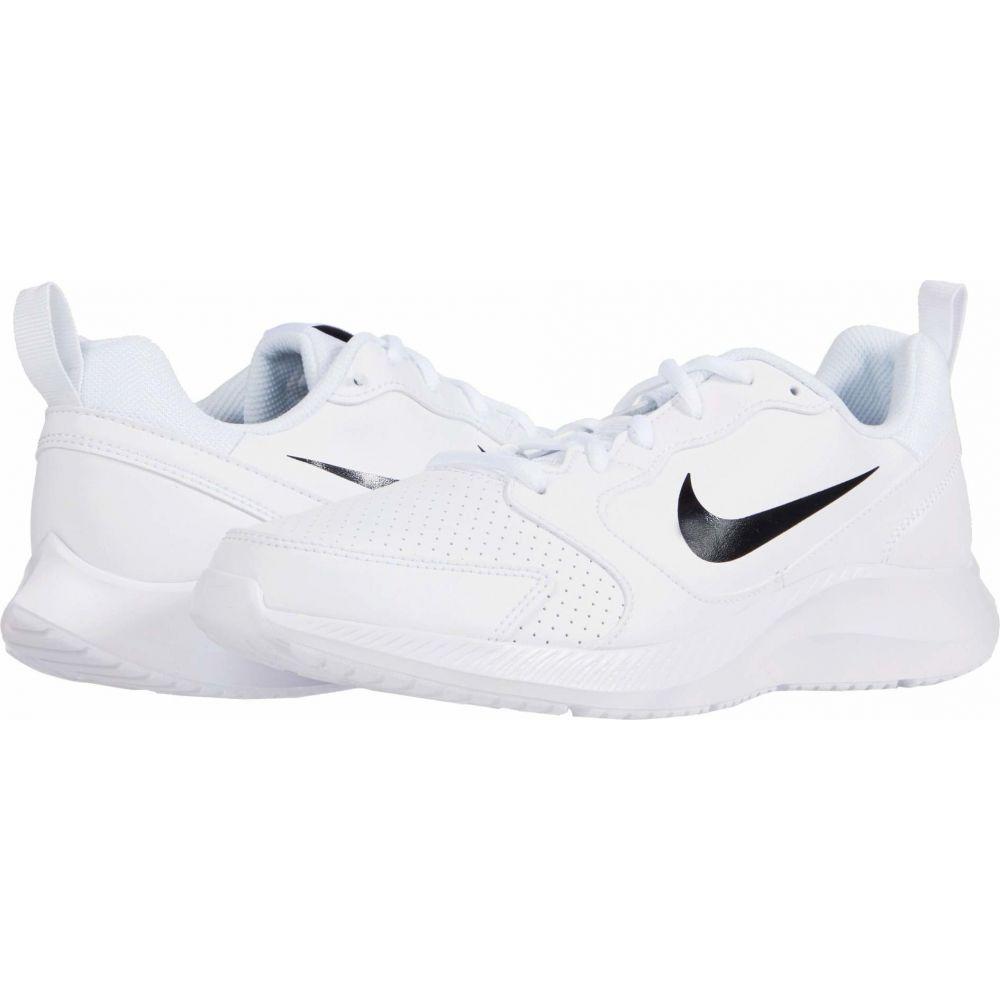 ナイキ Nike メンズ ランニング・ウォーキング シューズ・靴【Todos】White/Black