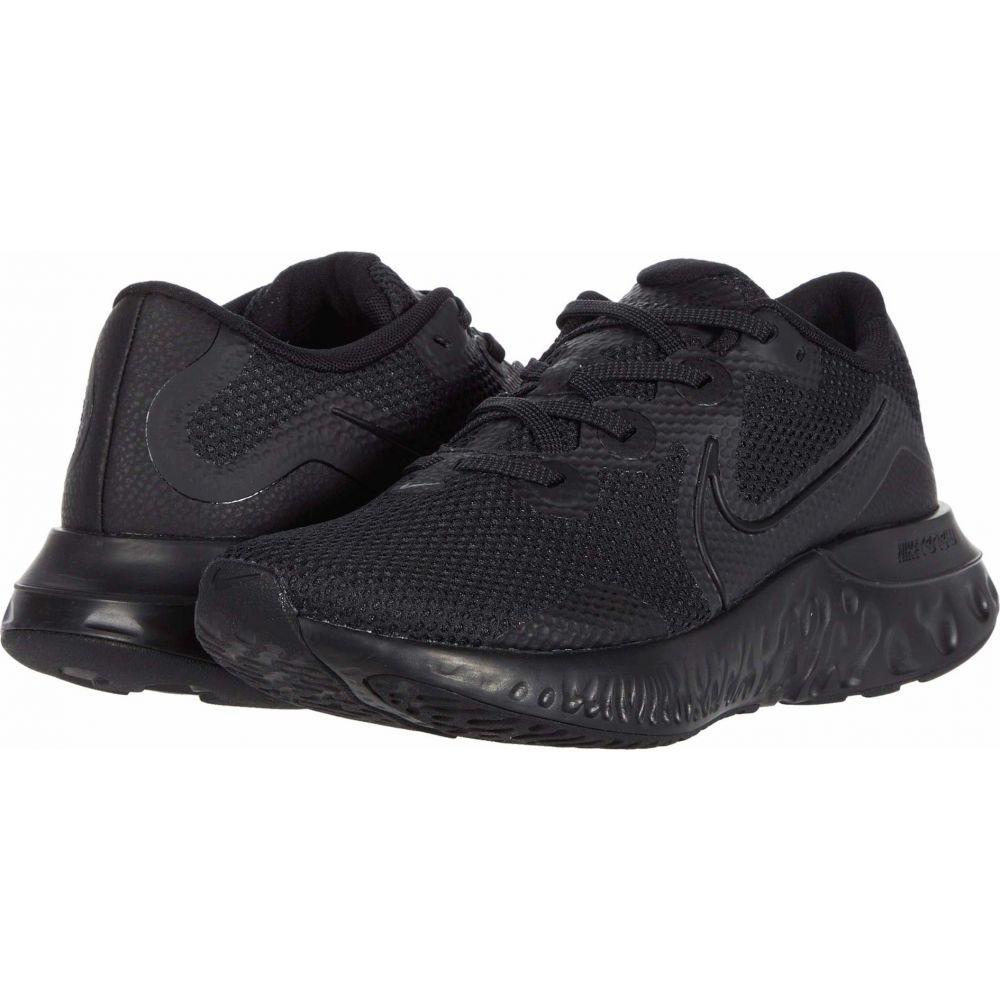 ナイキ Nike メンズ ランニング・ウォーキング シューズ・靴【Renew Run】Black/Black/Black