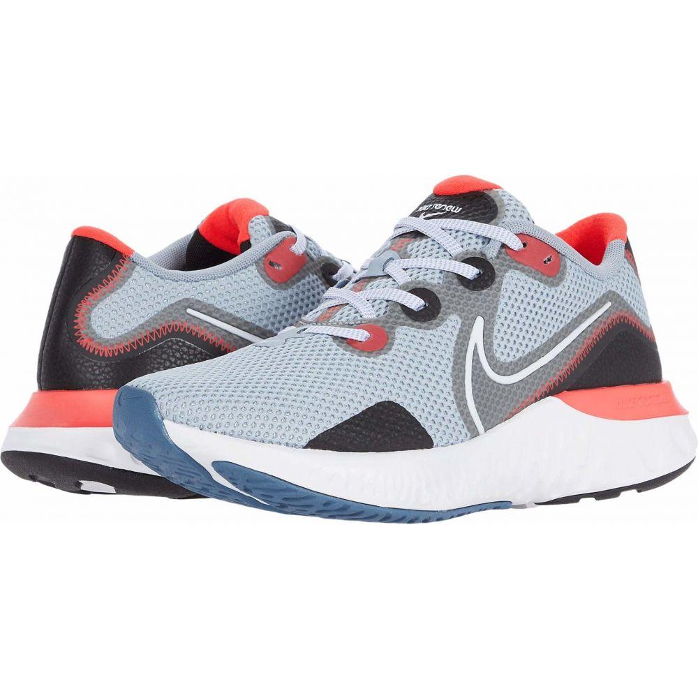 ナイキ Nike メンズ ランニング・ウォーキング シューズ・靴【Renew Run】Obsidian Mist/White/Black/Laser Crimson