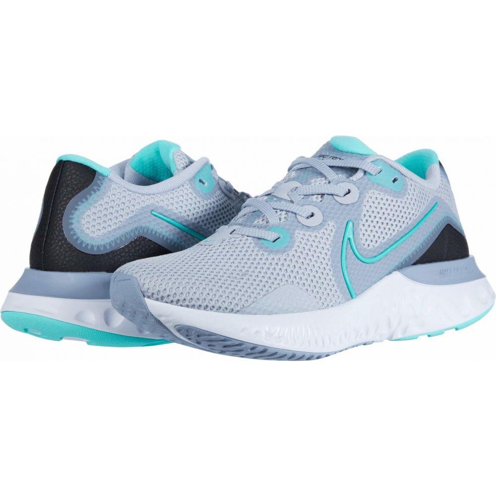 ナイキ Nike レディース ランニング・ウォーキング シューズ・靴【Renew Run】Sky Grey/Hyper Turquoise/Obsidian Mist/White