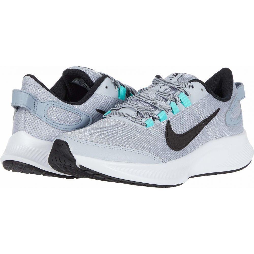 ナイキ Nike レディース ランニング・ウォーキング シューズ・靴【Run All Day 2】Sky Grey/Black/Obsidian Mist/Hyper Turquoise
