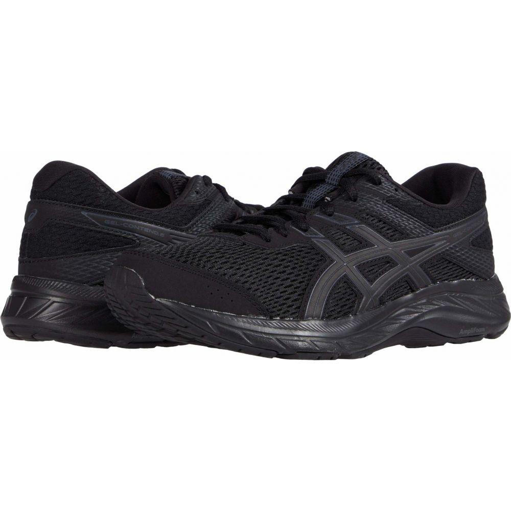 アシックス ASICS レディース ランニング・ウォーキング シューズ・靴【GEL-Contend 6】Black/Black