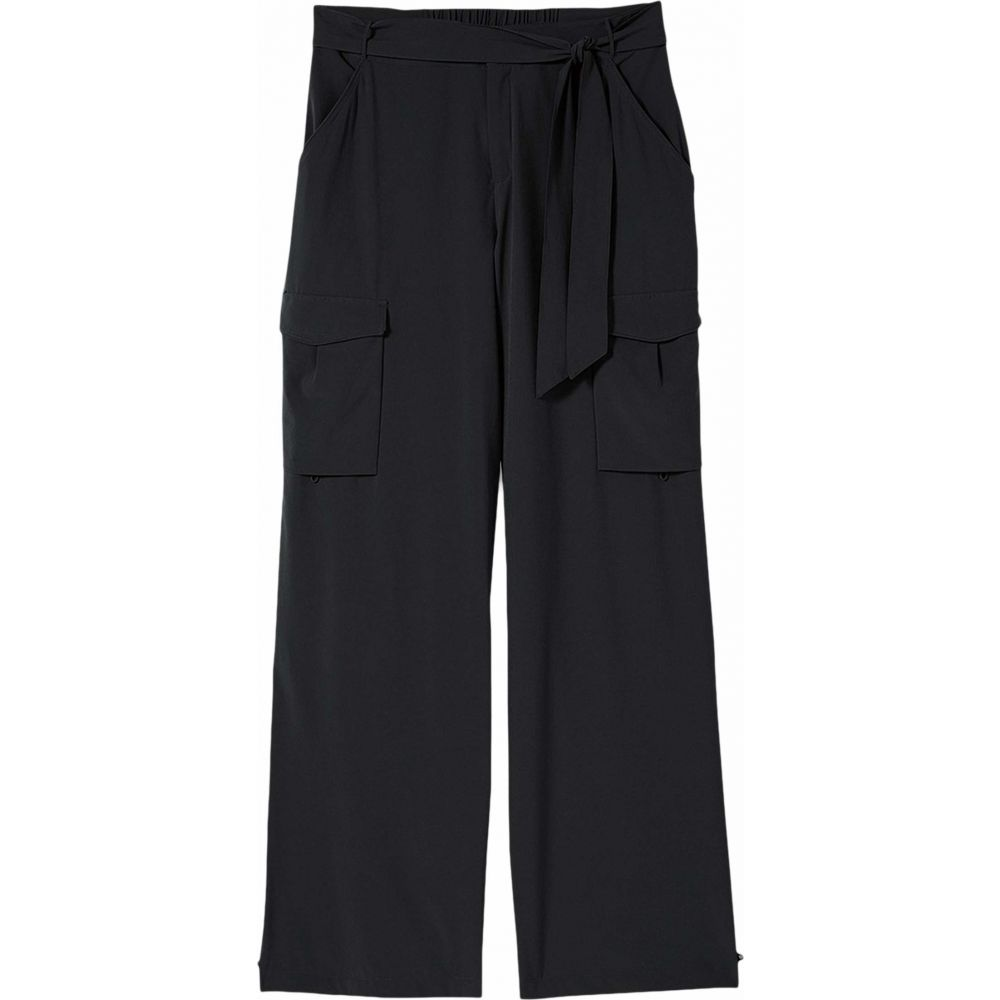 ロイヤルロビンズ Royal Robbins レディース カーゴパンツ ボトムス・パンツ【Spotless Traveler Cargo Pants】Jet Black
