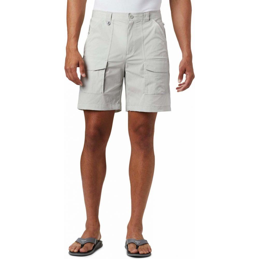 コロンビア Columbia メンズ ショートパンツ ボトムス・パンツ【Permit(TM) III Shorts】Cool Grey