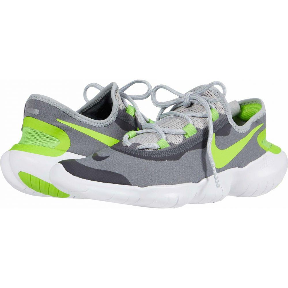 ナイキ Nike メンズ ランニング・ウォーキング シューズ・靴【Free RN 5.0 2020】Smoke Grey/Volt/Light Smoke Grey