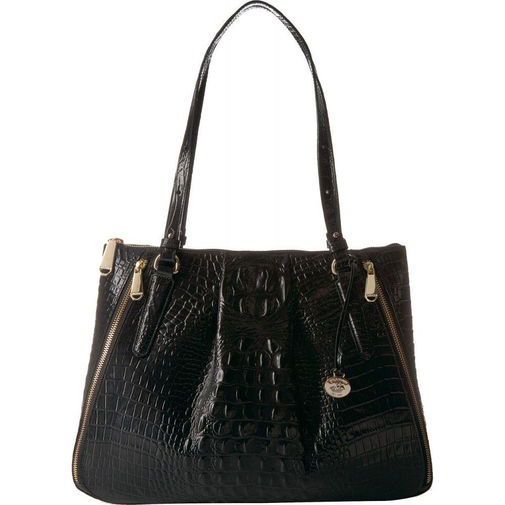 ブラーミン Brahmin レディース トートバッグ バッグ【Melbourne Adina Bag】Black