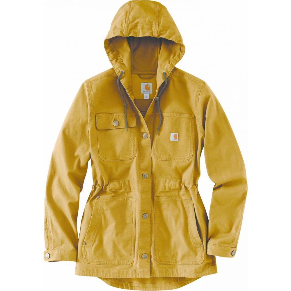 カーハート Carhartt レディース コート アウター【OC291 RF Coat】Carhartt Brown