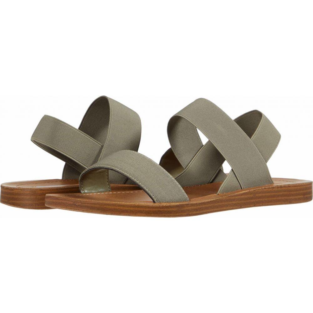 スティーブ マデン Steve Madden レディース サンダル・ミュール フラット シューズ・靴【Roma Flat Sandal】Olive