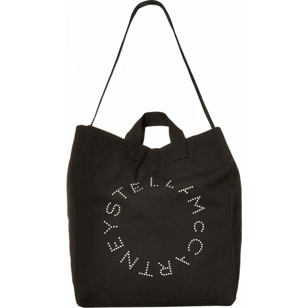 ステラ マッカートニー Stella McCartney レディース トートバッグ バッグ【Large Bag Organic】Black
