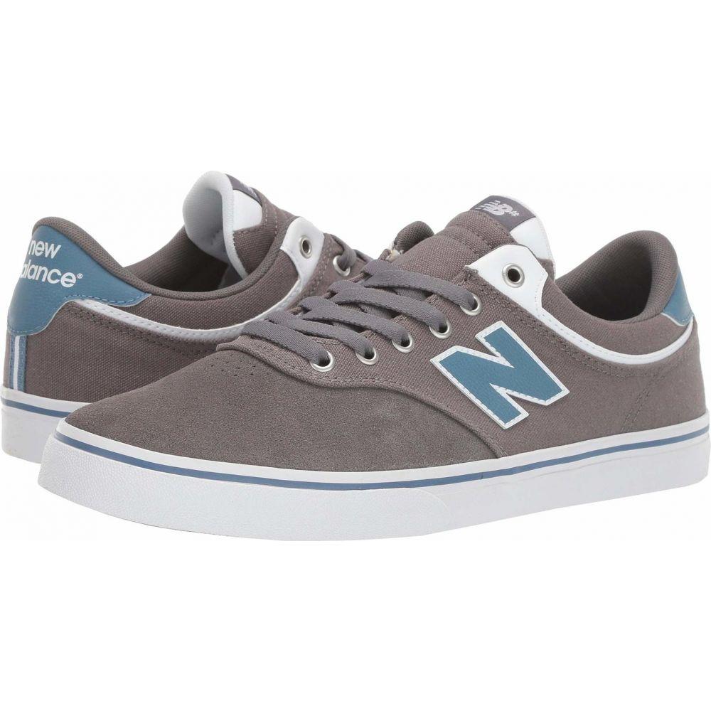 ニューバランス New Balance Numeric レディース シューズ・靴 【NM255】Grey/Navy