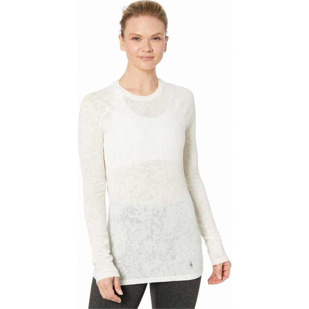 スマートウール Smartwool レディース 長袖Tシャツ ベースレイヤー トップス【Merino 150 Lace Base Layer Long Sleeve】Natural