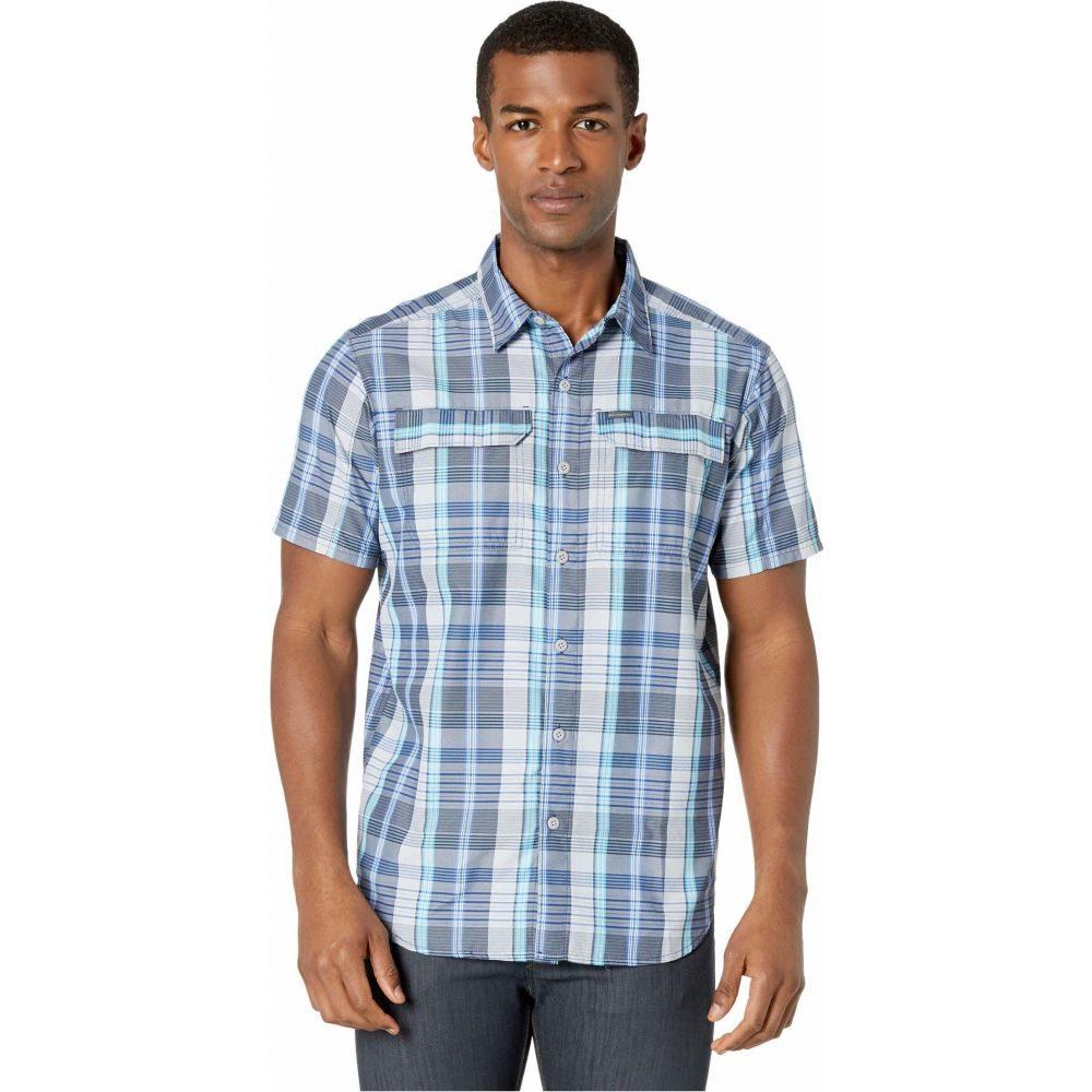 コロンビア Columbia メンズ 半袖シャツ トップス【Silver Ridge(TM) 2.0 Multi Plaid Short Sleeve Shirt】Sky Blue Multi Plaid