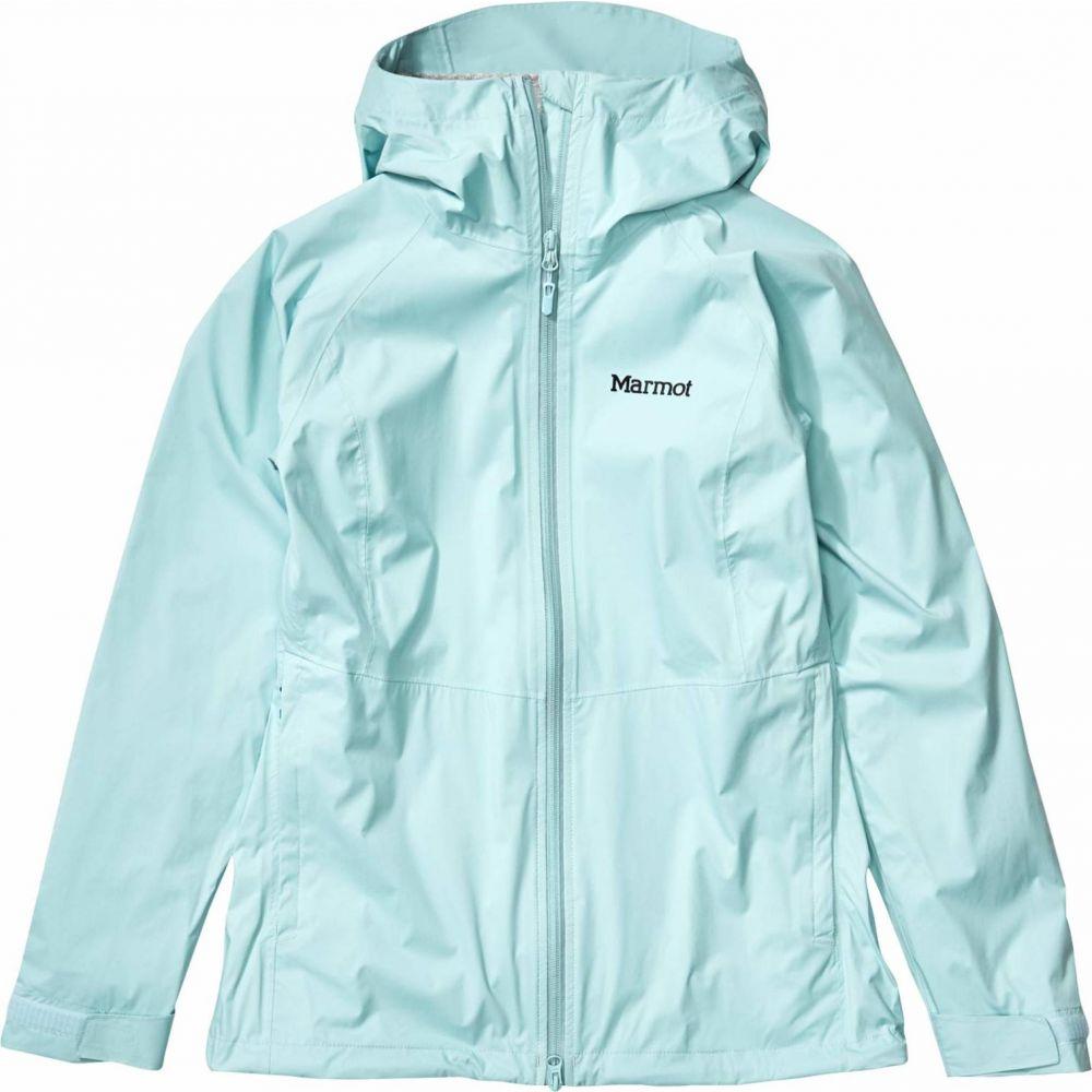 マーモット Marmot レディース レインコート アウター【PreCip Stretch Jacket】Corydalis Blue