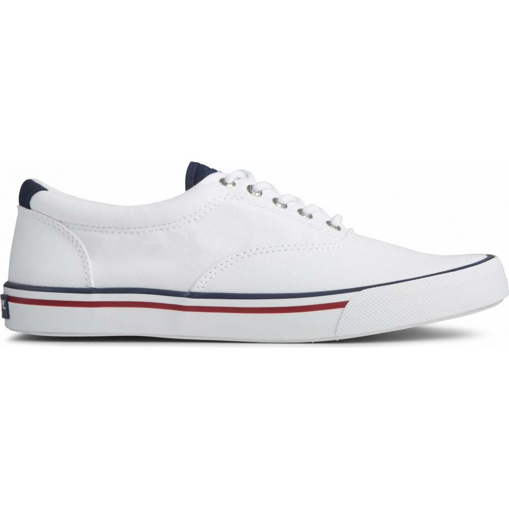 スペリートップサイダー Sperry メンズ スニーカー シューズ・靴【Striper II CVO Nautical】White
