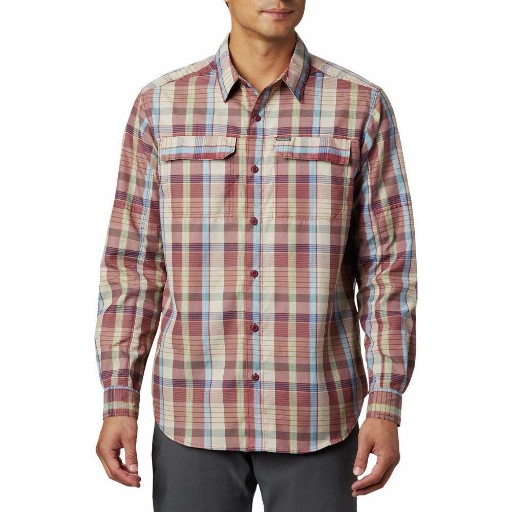 コロンビア Columbia メンズ シャツ トップス【Silver Ridge 2.0 Plaid Long Sleeve Shirt】Red Jasper Multi Plaid