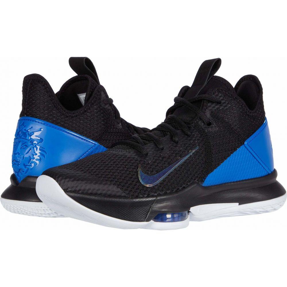 ナイキ Nike メンズ バスケットボール シューズ・靴【Lebron Witness IV】Black/Clear/Hyper Cobalt