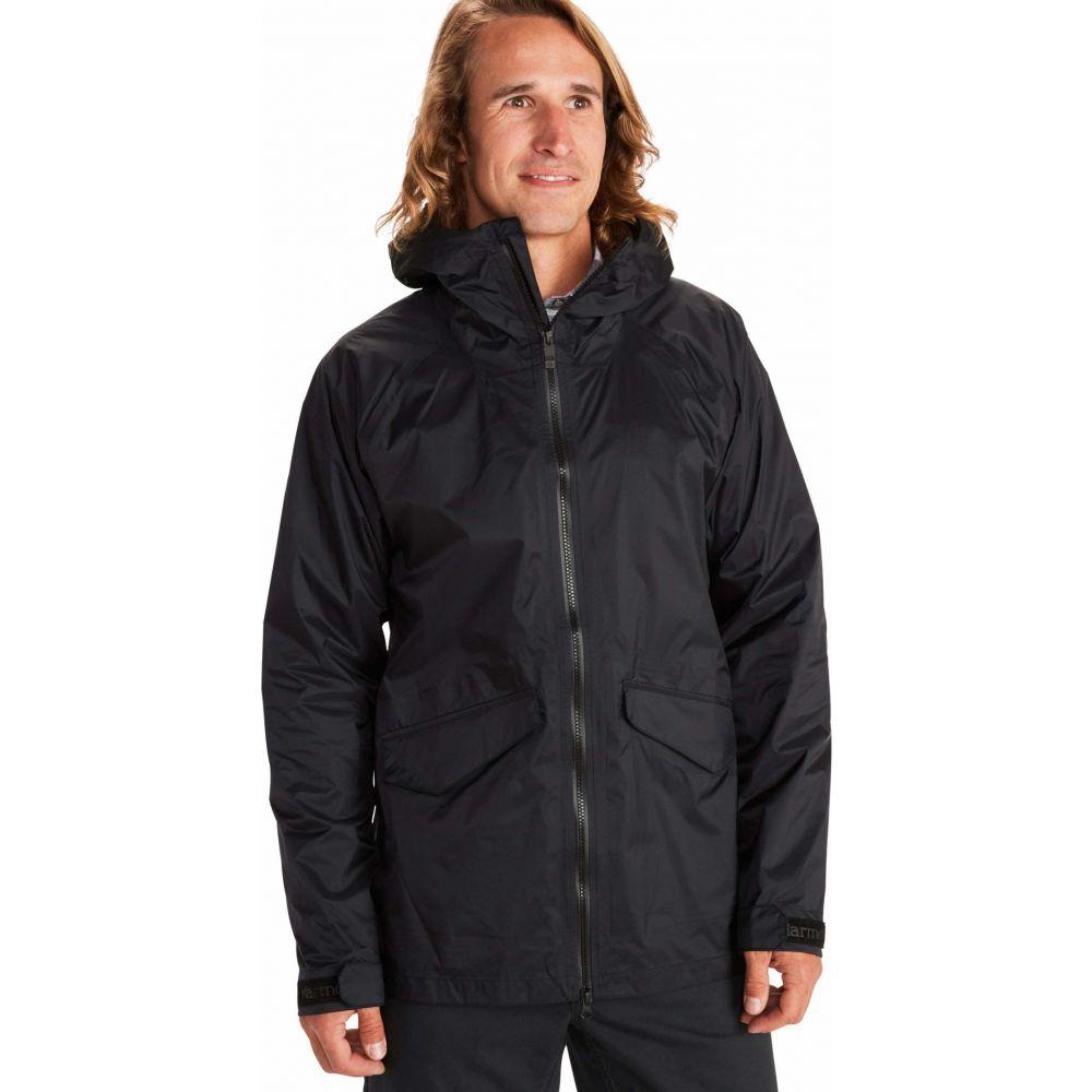 マーモット Marmot メンズ ジャケット アウター【Ashbury PreCip Eco Jacket】Black